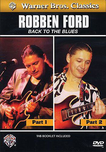 Robben Ford - Back To The Blues
