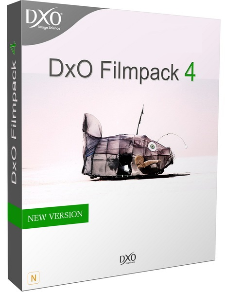 DxO FilmPack Expert 4.5.2 Build 62