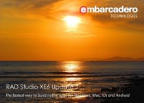 Embarcadero RAD Studio XE6 Update 1
