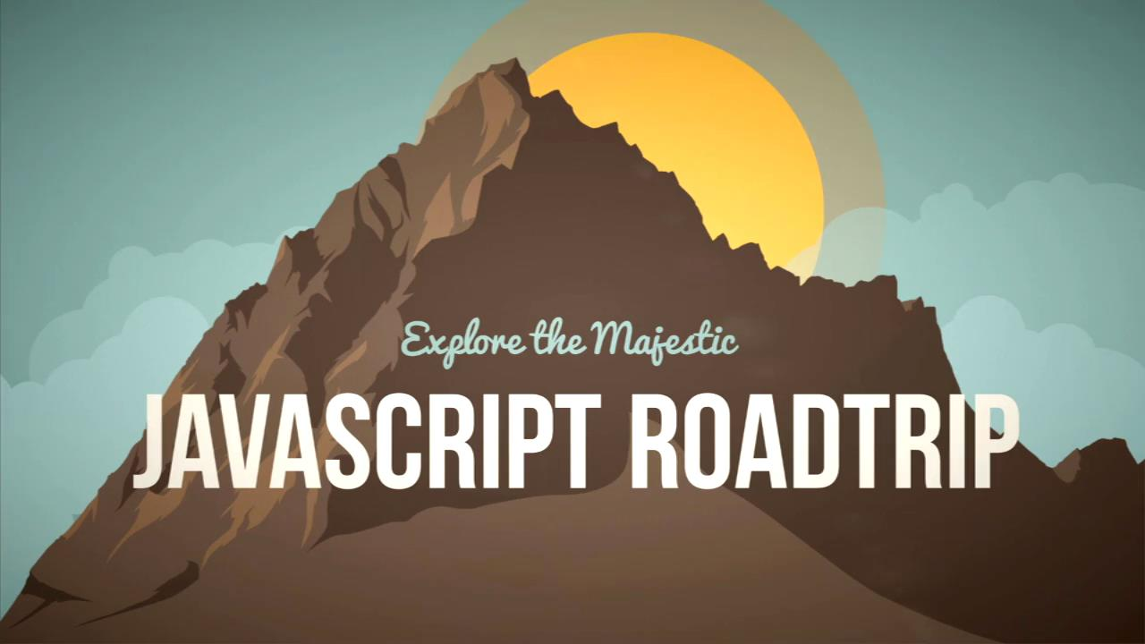 codeschool - Javascript Road Trip Part 1
