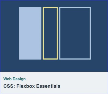 Tutsplus - CSS: Flexbox Essentials