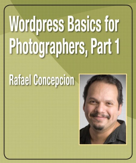 Peachpit Press - WordPress Basics for Photographers Part 1