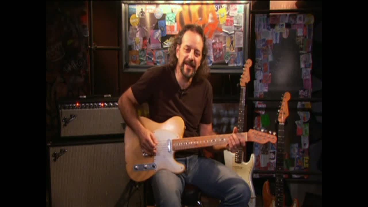 Guitar World - Blues Rock Master Class with Andy Aledort