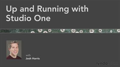 Up and Running with Studio One with Josh Harris