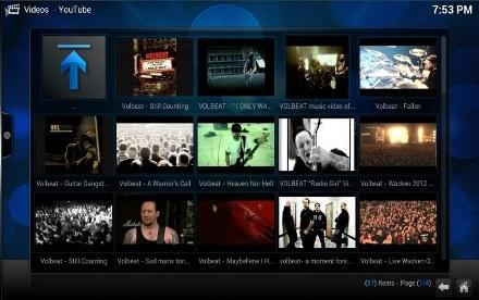 XBMC Media Center 13.1 Third Party Addon Pack 1.2.0