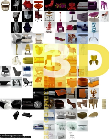 Designconnected – 3D Models Collection