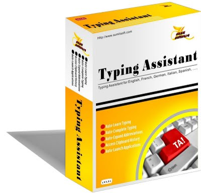 Typing Assistant 6.1 + Portable
