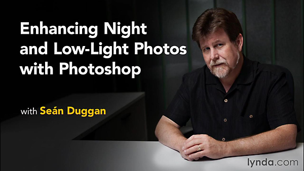Lynda - Enhancing Night and Low-Light Photos with Photoshop
