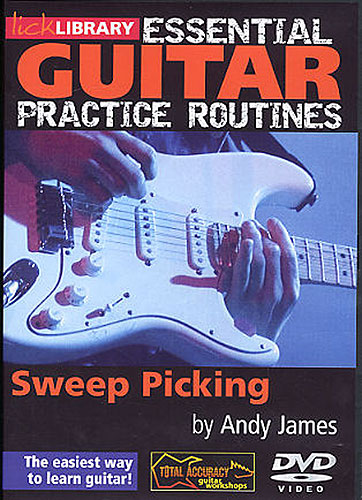 Lick Library - Essential Guitar - Sweep Picking (2007) - DVD/DVDRip