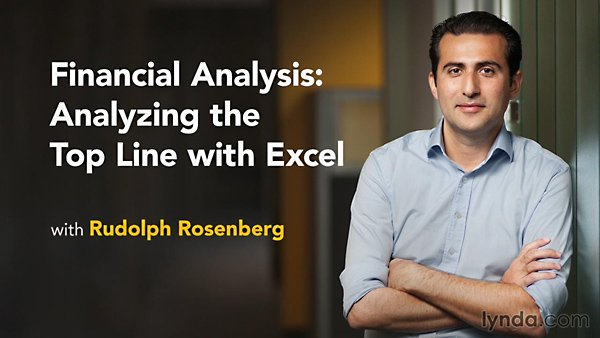 Lynda - Financial Analysis: Analyzing the Top Line with Excel