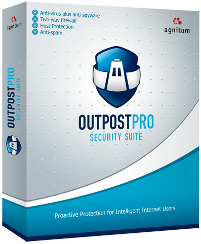 Outpost Security Suite Pro 9.1 Build 4652.701.1951 (x86/x64)