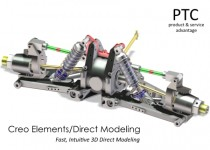 PTC Creo Elements/Direct Modeling v19.0 F000