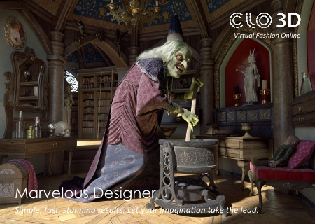 Marvelous Designer 4 version 1.4.32.8325