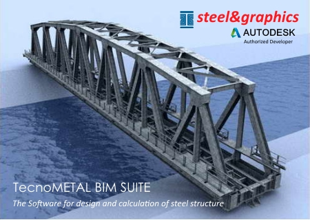Steel & Graphics TecnoMETAL BIM Suite 2015
