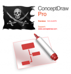 ConceptDraw PRO 2014 9.5 MacOSX