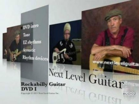 Next Level Guitar - Rockabilly Guitar vol1