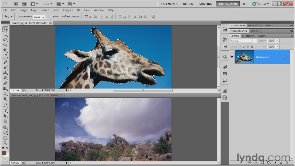 Up and Running with Photoshop for Photography [repost]