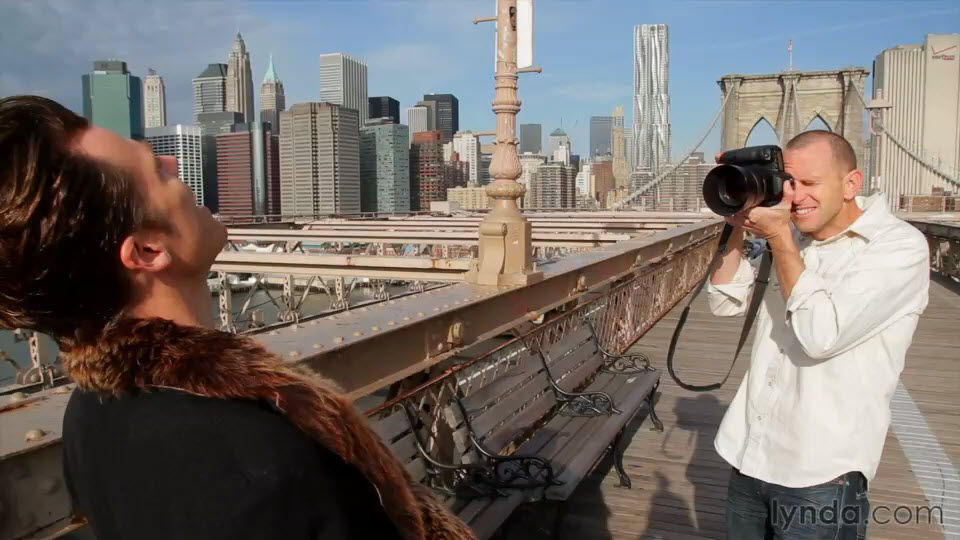 Narrative Portraiture: On Location in New York City [repost]
