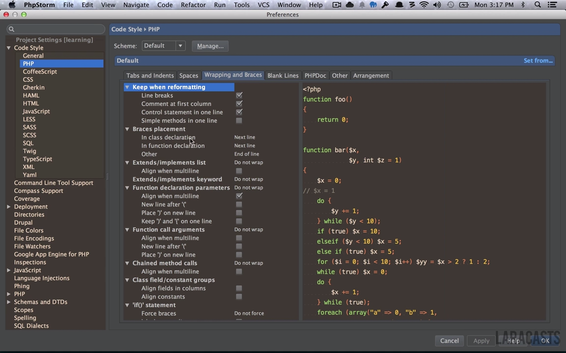 Laracasts - Be Awesome in PHPStorm (2014)