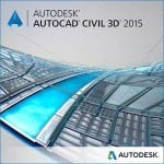 Autodesk AutoCAD Civil 3D 2015 SP1