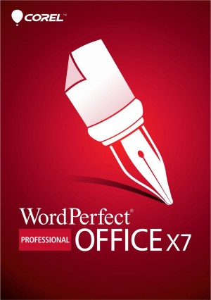 Corel WordPerfect Office X7 Professional 17.0.0.314