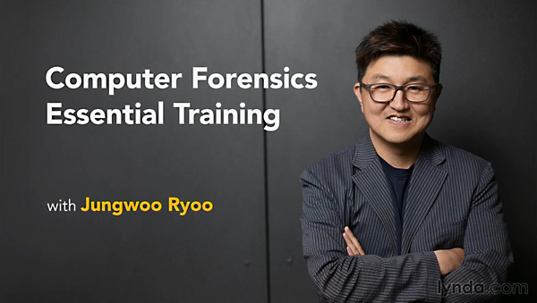 Lynda - Computer Forensics Essential Training