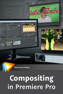 Video2brain - Compositing in Premiere Pro [repost]