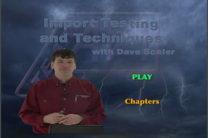 Import Testing and Techniques with Dave Scaler