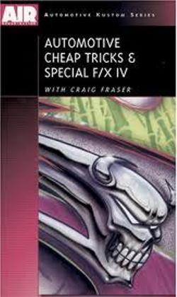Craig Fraser - More automotive cheap tricks & special F/X