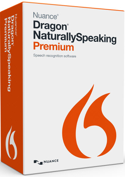 Nuance Dragon NaturallySpeaking Premium 13.00.000.071