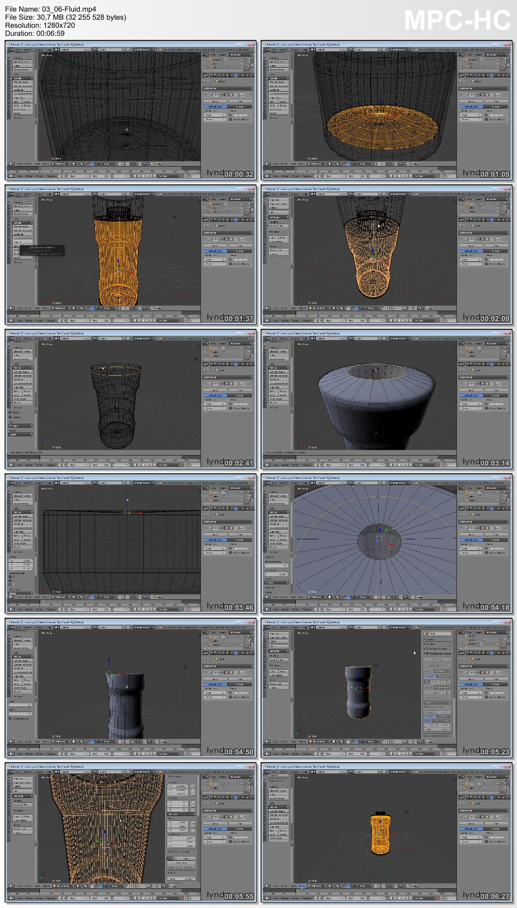 Lynda - Product Shots in Blender