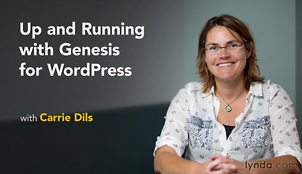Lynda - Up and Running with Genesis for WordPress