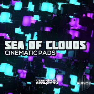 Temporal Geometry Sea Of Clouds Cinematic Pads WAV-MAGNETRiXX screenshot