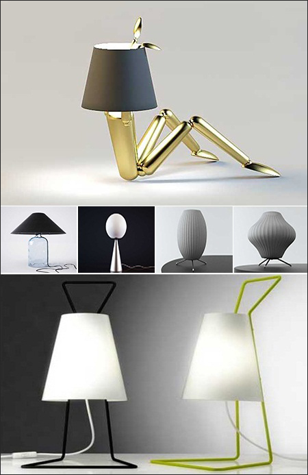 Table Lighting Collection