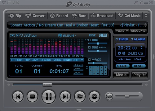 Cowon jetAudio 8.0.5.320 Plus VX Retail