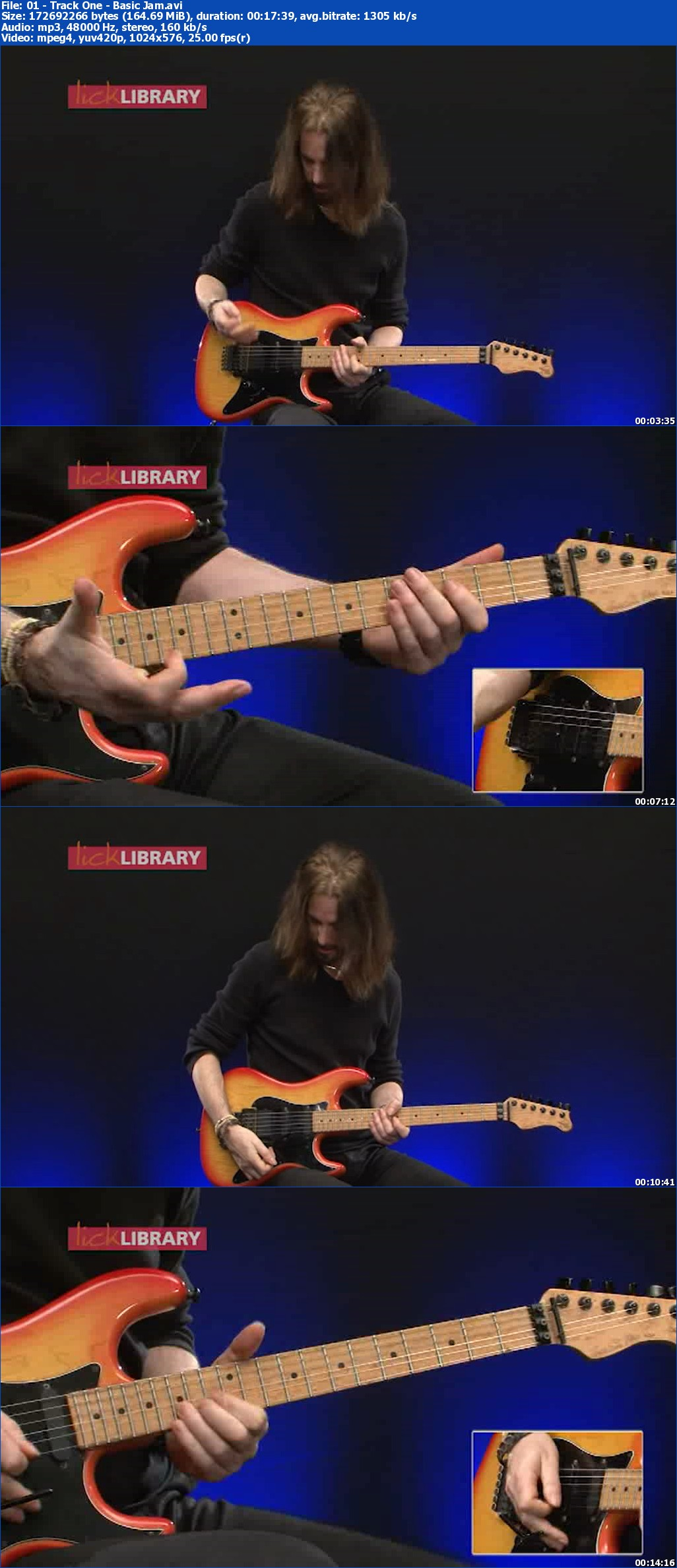 Lick Library - Jam with Michael Casswell