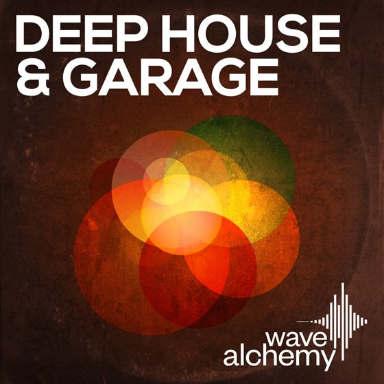 Wave Alchemy Deep House and Garage