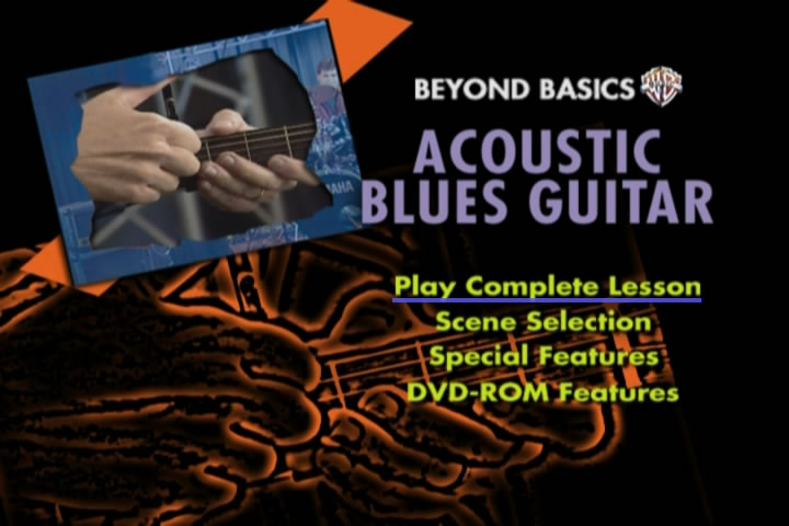 Keith Wyatt - Beyond Basic - Acoustic Blues Guitar [repost]