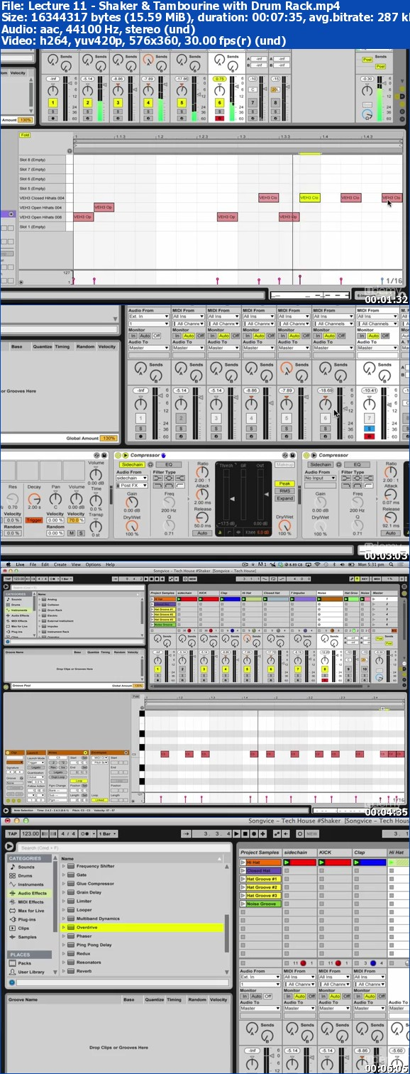 Udemy - Learn Dance Music Production in Ableton Live