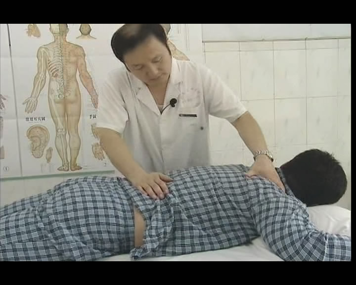 Chinese Medicine Massage - Periarthritis Humeroscapularis and Facial Paralysis