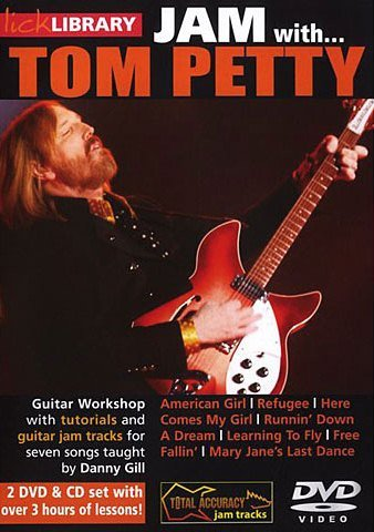 Lick Library - Jam With Tom Petty [repost]