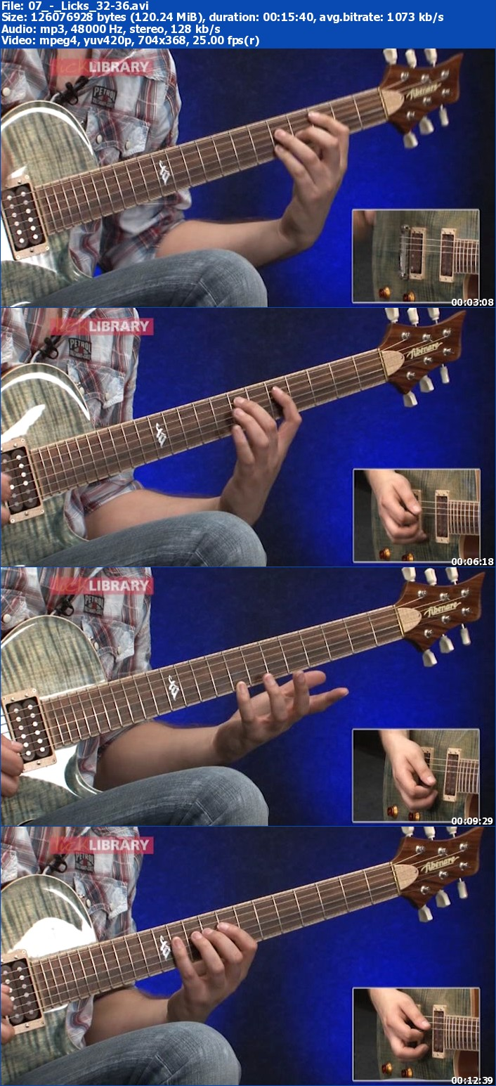 LickLibrary - Tom Quayle - 51 Killer Fusion Licks