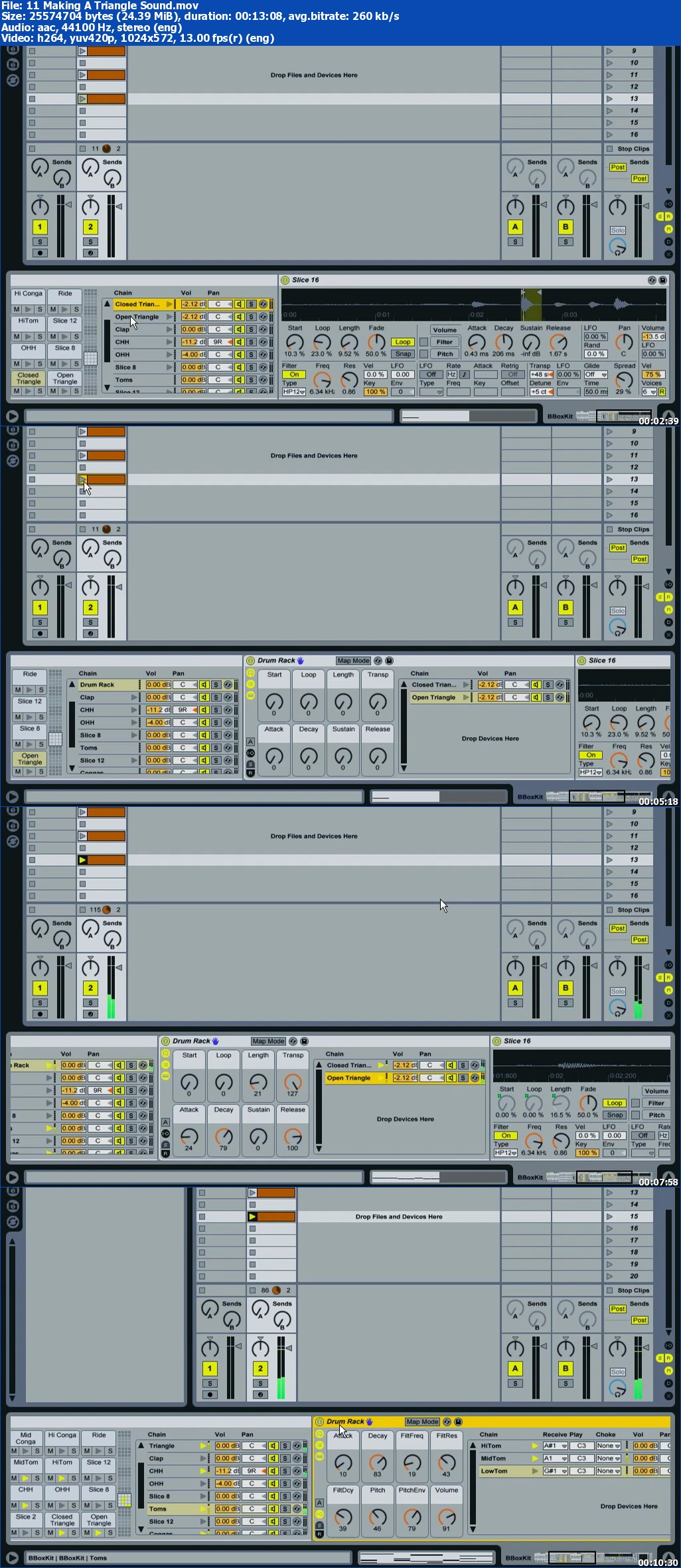 Groove3 - Designing Electronic Drums (Repost)