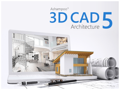 Ashampoo 3D CAD Architecture 5.0.0.1 Multilingual