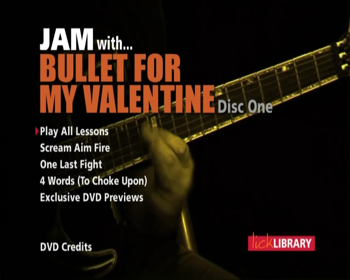 Lick Library - Jam with Bullet For My Valentine