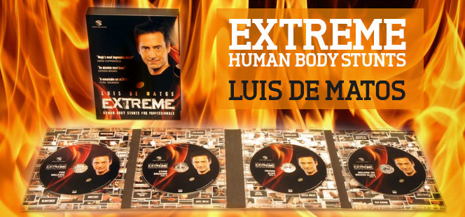 Extreme Human Body Stunts by Luis de Matos