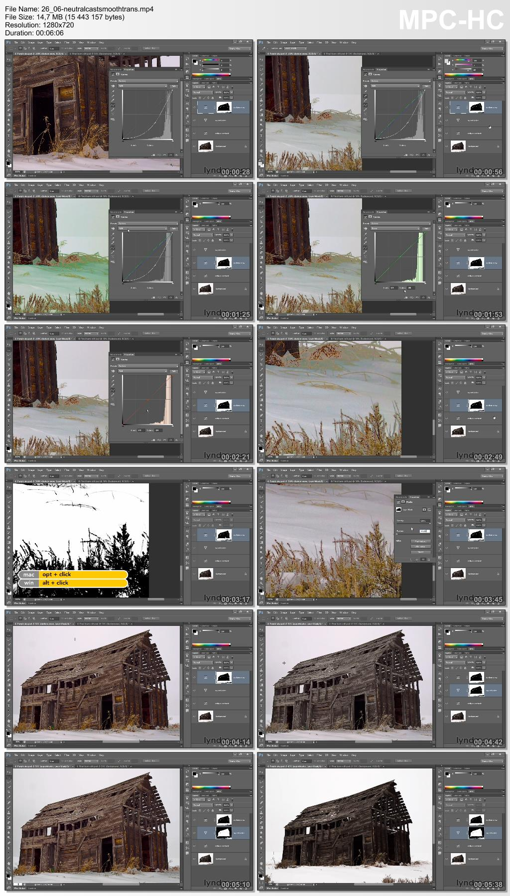 Lynda - Photoshop CC One-on-One: Advanced (Updated Sep 19, 2014)