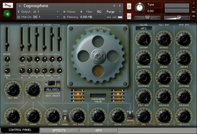 Hollow Sun Cognosphere KONTAKT