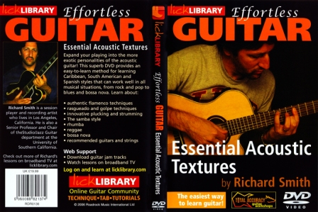 Effortless Guitar: Essential Acoustic Textures