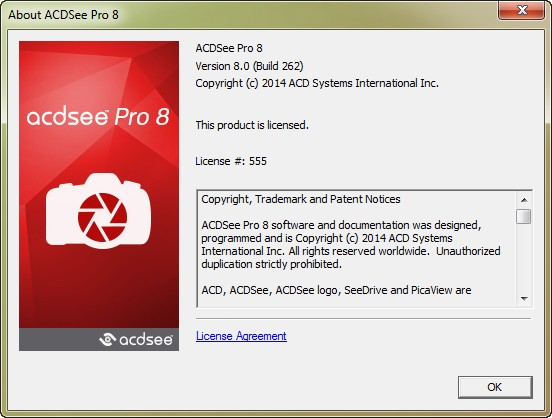 ACDSee Pro 8.0 Build 262 (x64)